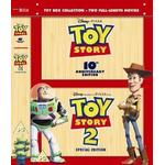 Toy story box dvd Filmer TOY STORY - TOY STORY/TOY STORY 2 [SPECIAL EDITION BOX SET]